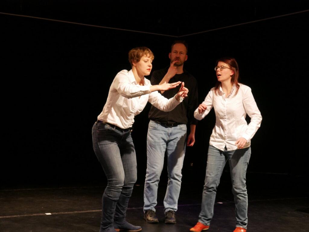 Improtheater Konstanz - Die Komplizen
