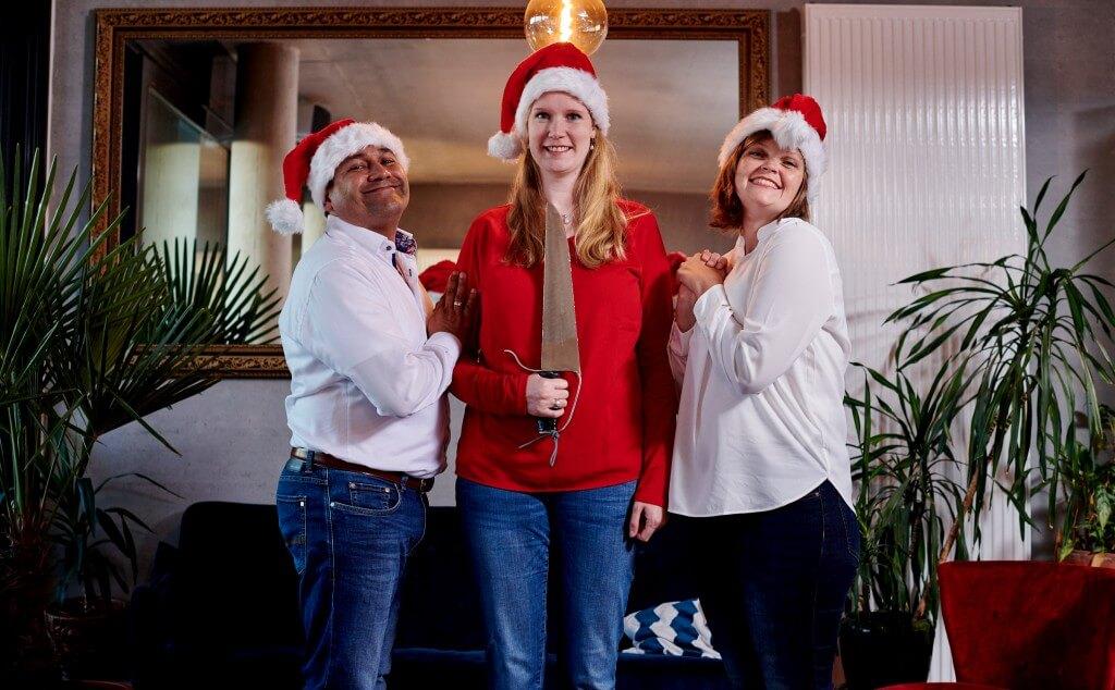 Improtheater Konstanz Weihnachtskrimi